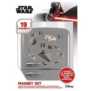 Sada magnetek Star Wars 19ks